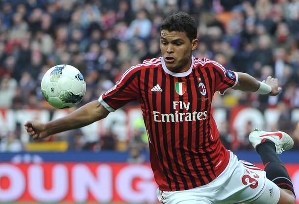 Milan-Thiago Silva fino al 2017