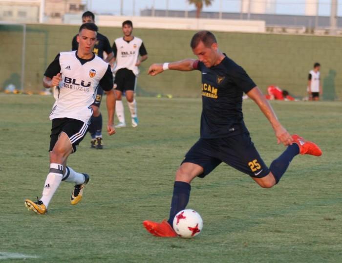 El UCAM vence al Mestalla en su segundo test de pretemporada