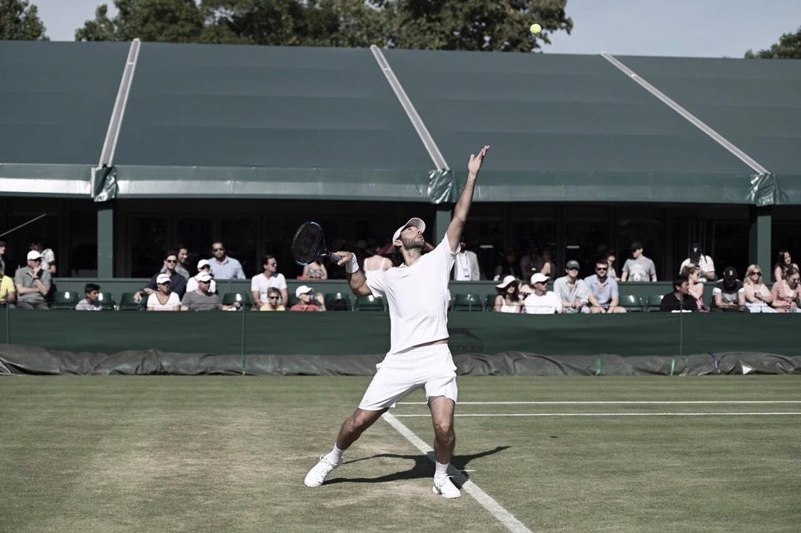 Positivo Wimbledon para mexicanos