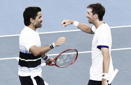 Argentina debutó con un triunfo en la ATP Cup
