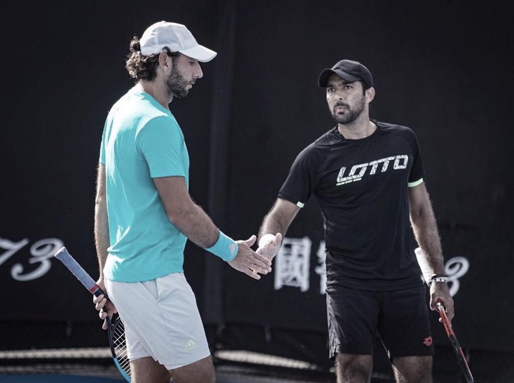 Debut y despedida para mexicanos en el Australian Open