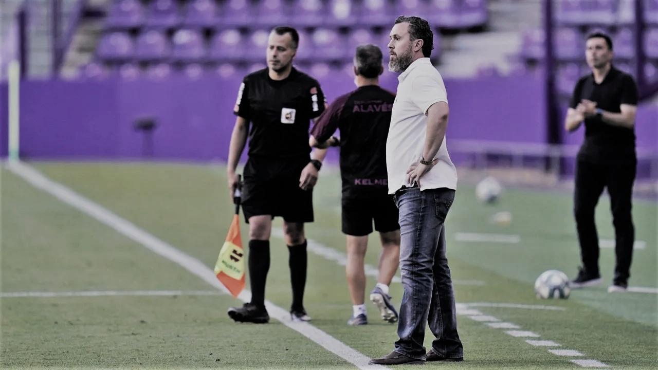 """Sergio González: """"Hemos dado un paso de gigante, estamos virtualmente salvados"""""""