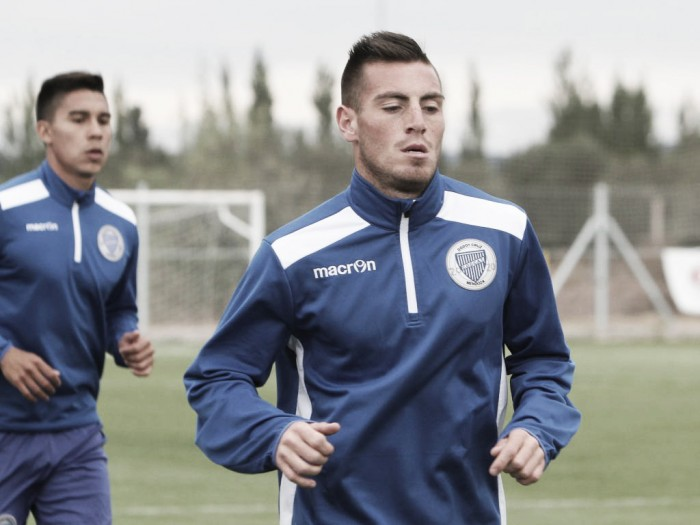 """Ángel González: """" En la pretemporada nos propusimos trabajar en equipo"""""""