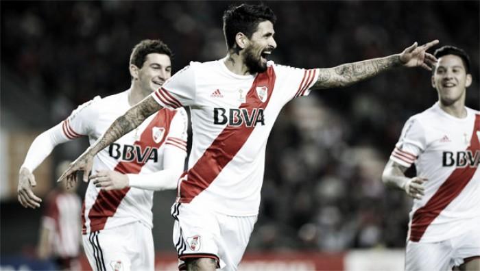 """González: """"La idea era retirarme en River, pero quiero jugar"""""""