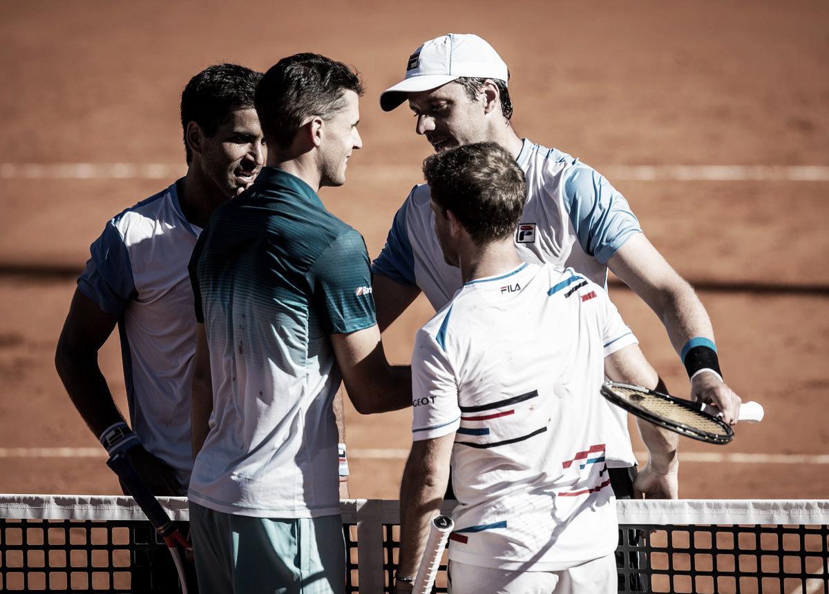 Gonzalez/Zeballos atropelam Schwartzman/Thiem e garantem título em Buenos Aires
