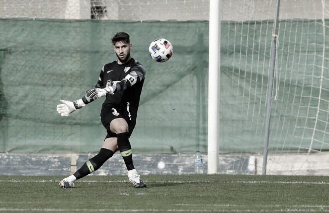 Gonzalo continuará en el Málaga hasta el 2023