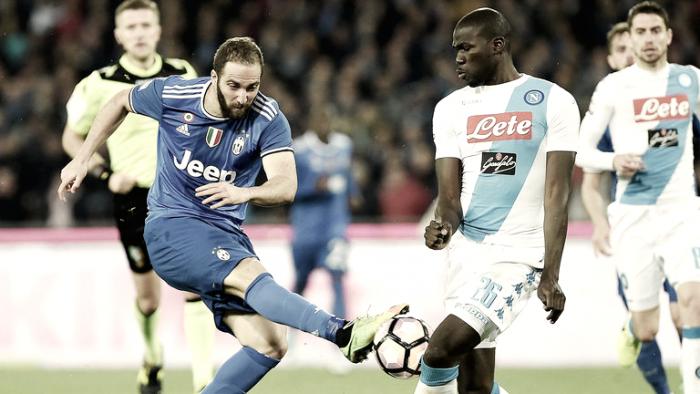 La Juventus ajusta cuentas en San Paolo