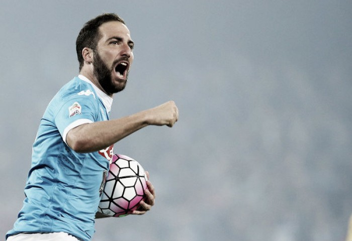Five alternatives to Gonzalo Higuain that Arsenal could sign