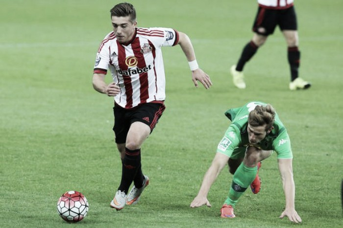 Sunderland AFC's Lynden Gooch out for the season