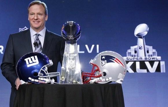 Tutti i numeri del Super Bowl XLVI