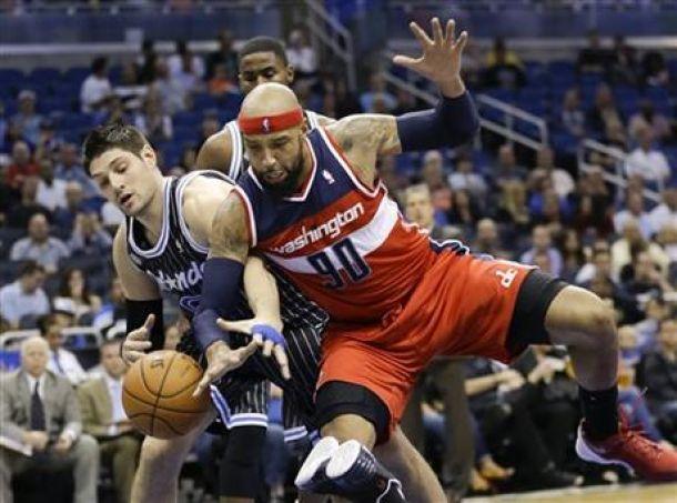 Drew Gooden Returns To Washington Wizards on One-Year Deal