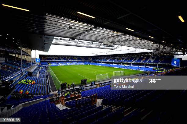Merseyside Derby to go ahead at Goodison Park