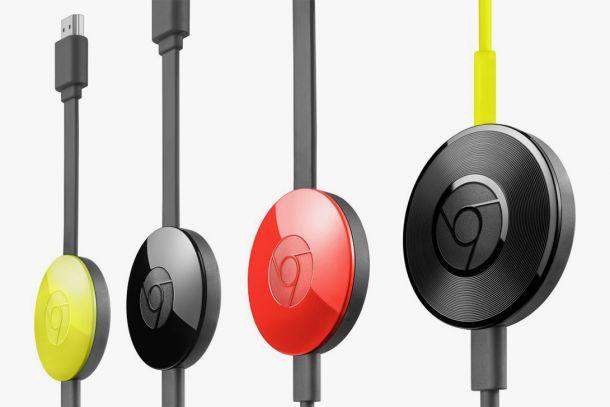 Google Releases Chromecast 2, Chromecast Audio