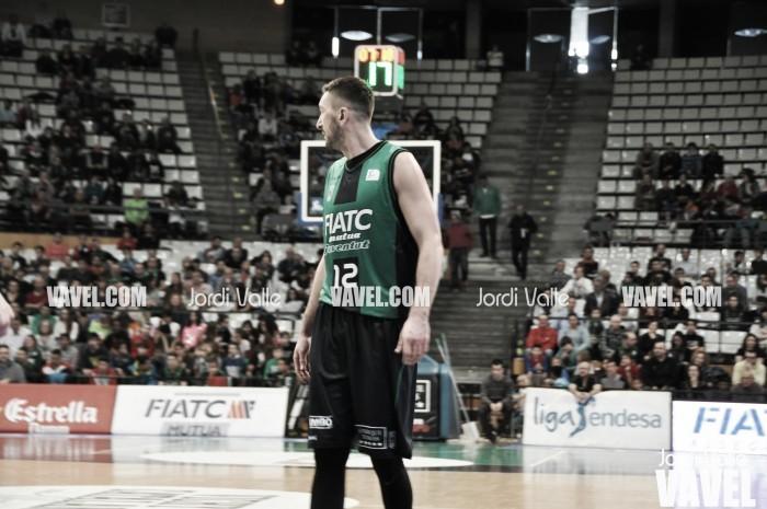Goran Suton ficha por el Estudiantes
