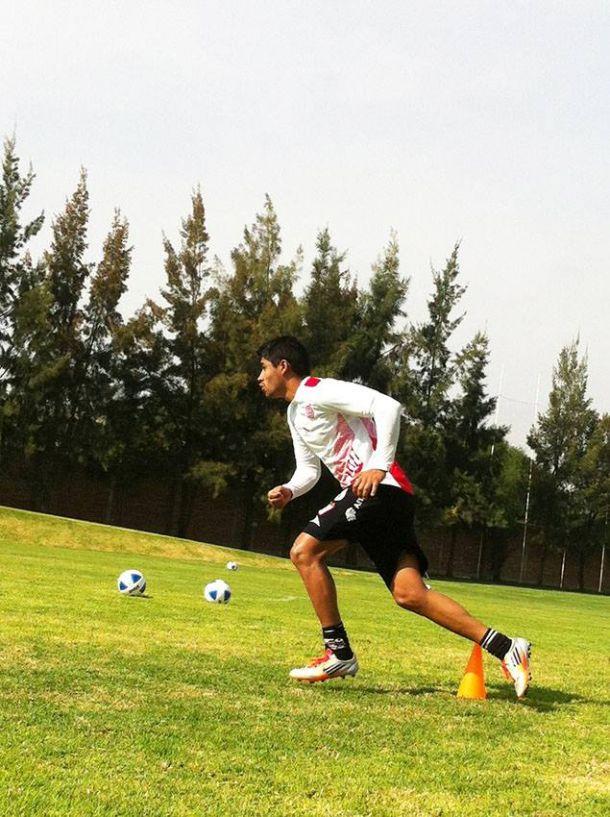 """Cristian Gordillo: """"Los objetivos son trabajar, trascender y ascender"""""""