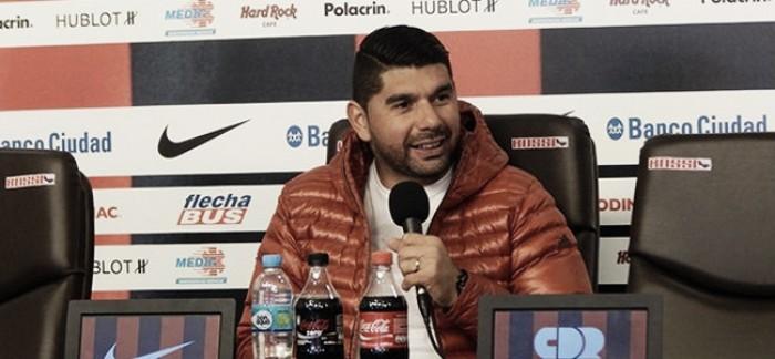 """Ortigoza: """"Nosotros tenemos que hacer nuestro partido y ganar"""""""