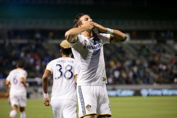 Los Angeles Galaxy 1-1 Colorado Rapids: Alan Gordon Goal Earns Hosts A Point
