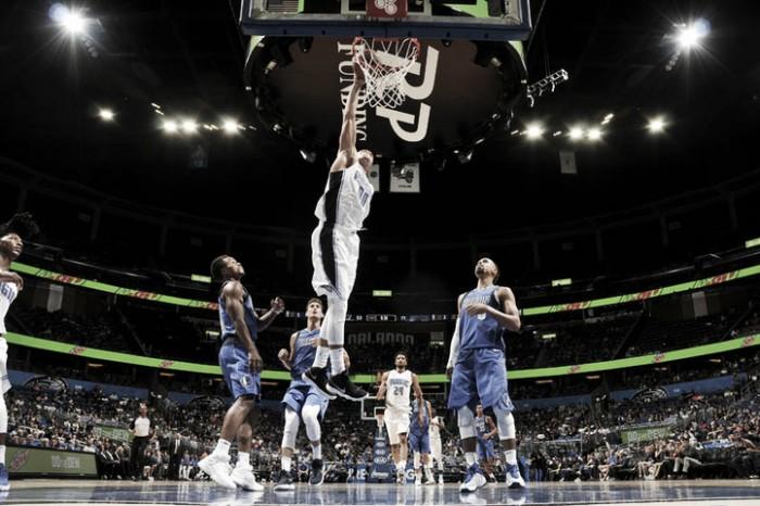 NBA Preseason - I Magic vincono agevolmente sui Mavericks decimati dalle assenze