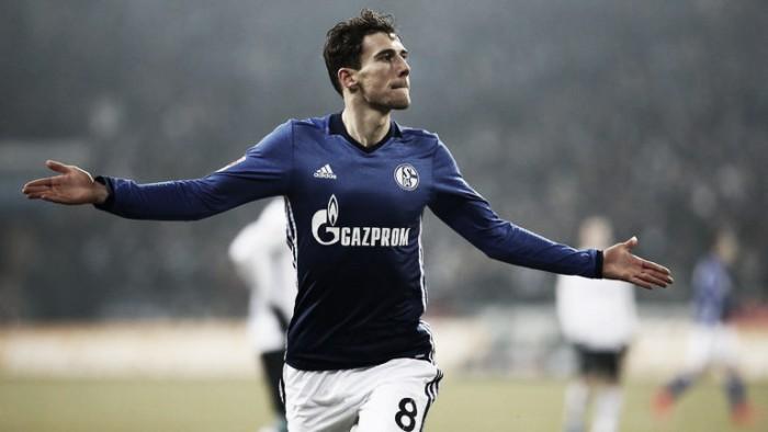 A ascenção de Leon Goretzka: jovem, versátil e líder precoce no Schalke 04