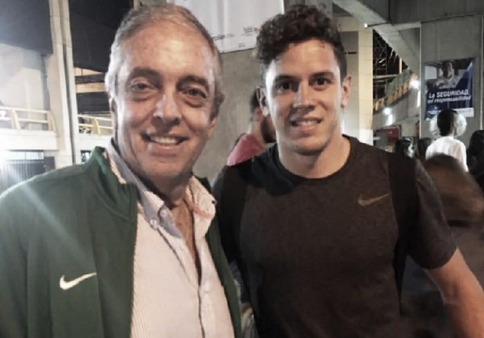 """Gorka Elustondo: """"Nacional es un equipo histórico al que vengo a aportarle mi trabajo"""""""