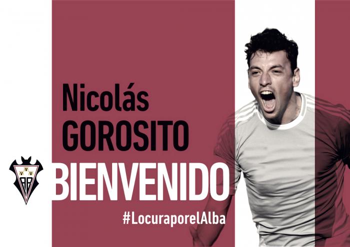 El Albacete incorpora a Gorosito para mejorar la defensa