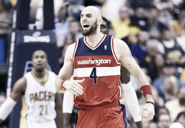 Washington Wizards Dismantle Indiana Pacers, Steal Game 5 After 102-79 Win
