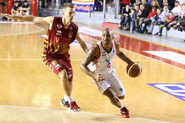 Diretta Virtus Roma - Montegranaro in Lega Basket Serie A