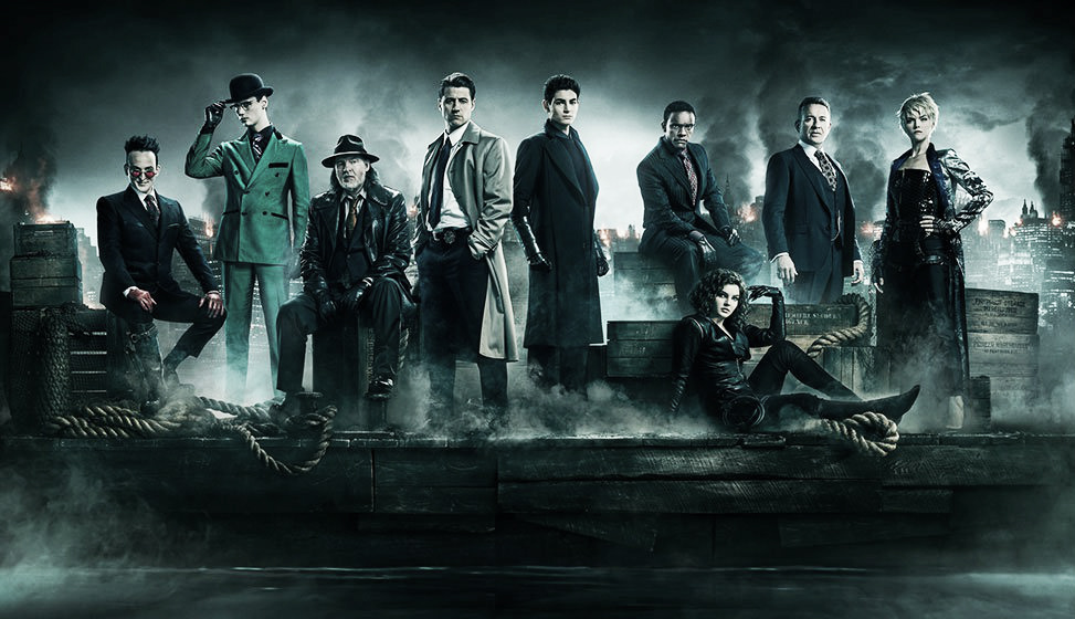 Gotham prepara su temporada de despedida