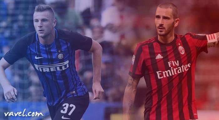 Dérbi de Milão: defesa da Inter se destaca no início desta temporada e leva a melhor sobre Milan
