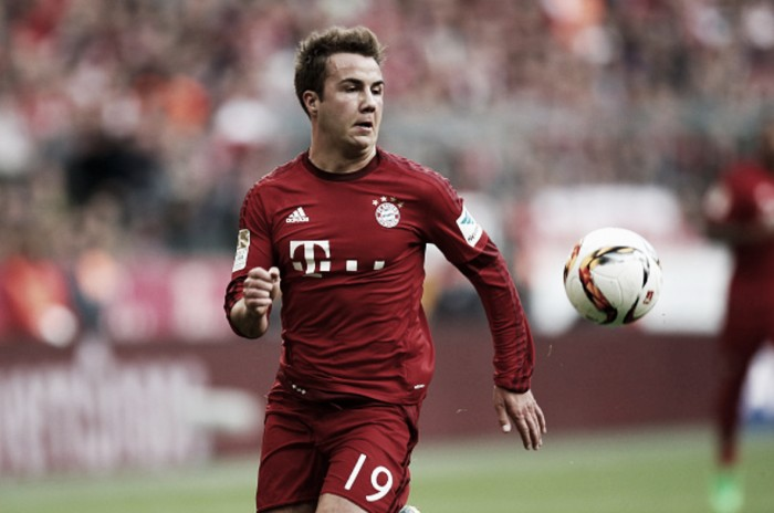 "Jürgen Klopp refuses to comment on any potential Liverpool transfer for ""extraordinary"" Mario Götze"