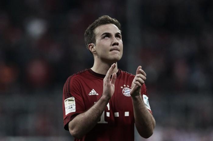 Liverpool confident of landing out-of-favour Bayern Munich midfielder Mario Götze