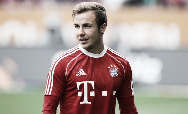 Where would Mario Götze  fit in at Arsenal?