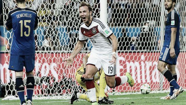 Alemania - Argentina: vencedor contra vencido cincuenta días después