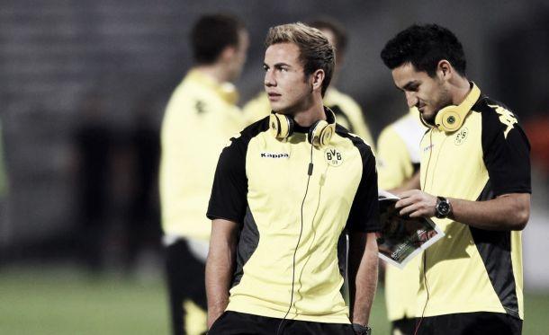 Dortmund rule outGötze/Gündoğan swap deal