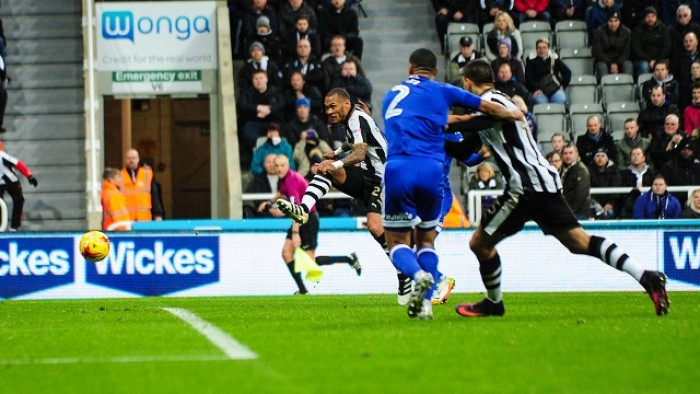 Newcastle United 2 - 1 Cardiff City: The Toon still on top with another three points