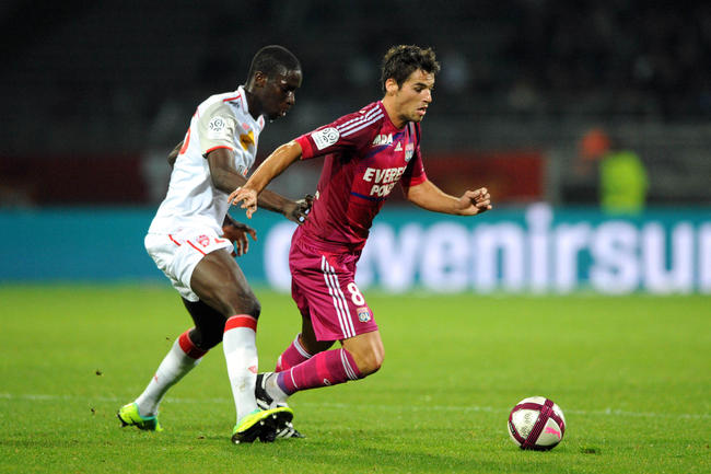 Gourcuff retrouve enfin les pelouses de Ligue 1
