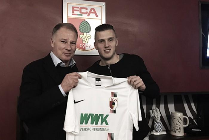 FC Augsburg verpflichtet Jeffrey Gouweleeuw
