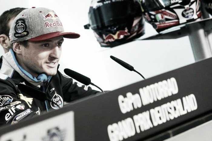 Miller optimistic ahead of Sachsenring GP