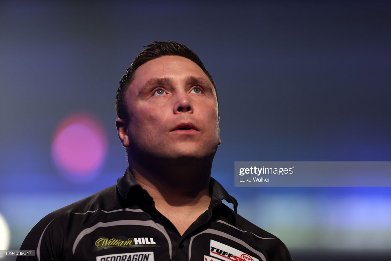Darts: World Champion Gerwyn Price Ruled Out of Premier League