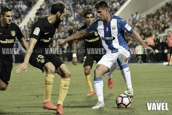 Jugadores más incisivos del CD Leganés