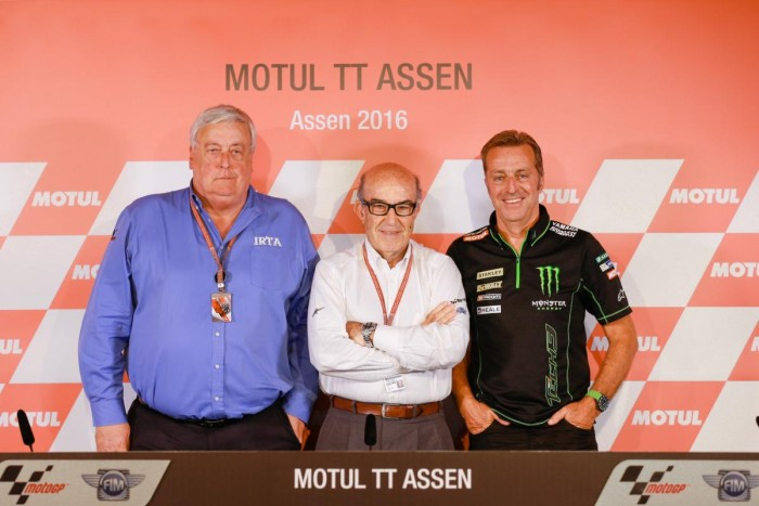 Improved financial terms as IRTA and Dorna announce new extension