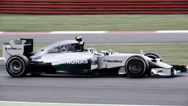 Rosberg en toute sérénité