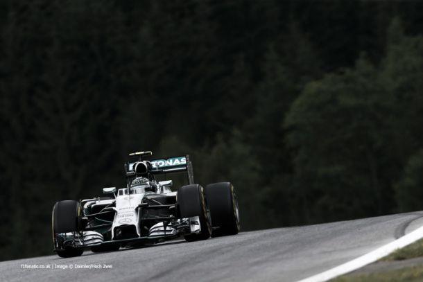 Rosberg imperial na Áustria