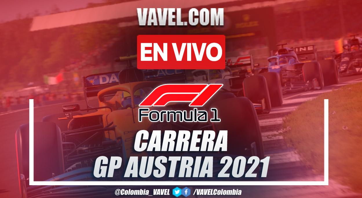 Resumen: Carrera GP Austria Fórmula 1 2021