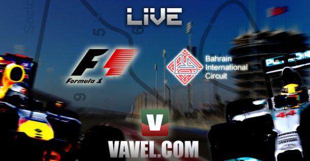 GP do Bahrain 2014 em F1, directo