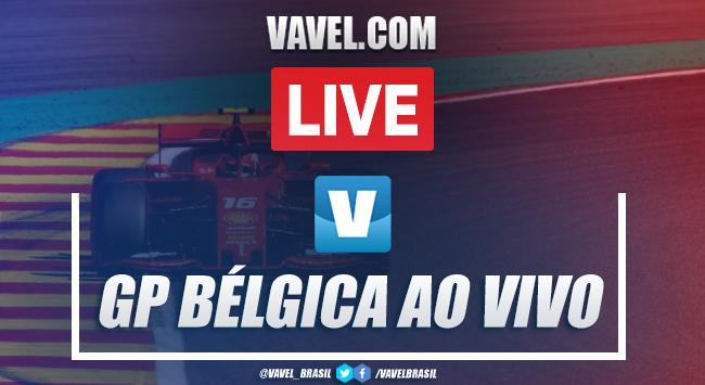 Corrida GP da Bélgica AO VIVO hoje na Fórmula 1