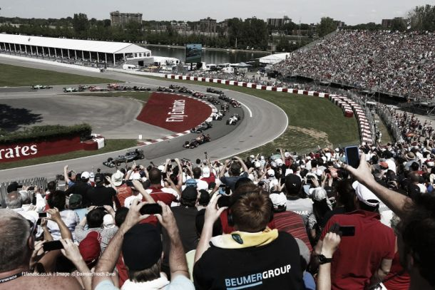 GP do Canadá renova contrato com a Fórmula 1 até 2024
