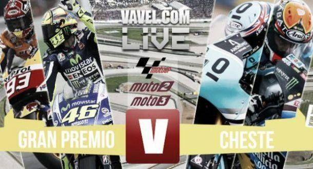 Resultado clasificación de MotoGP del GP de Valencia 2015