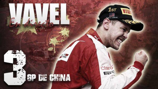 Resultado carrera del GP China 2015 de Fórmula 1