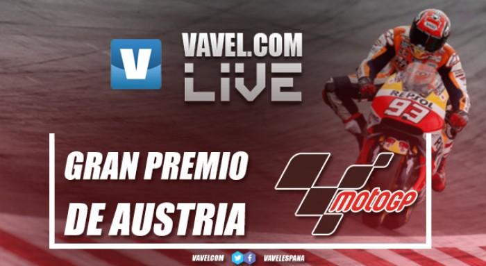 Resumen GP de Austria 2017de MotoGP: Así lo vivimos